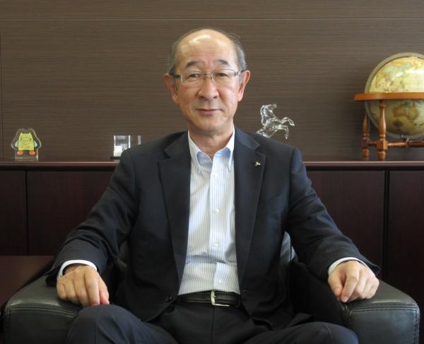 夏季特別インタビュー あらた・須崎裕明社長