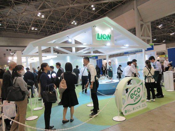 「エコプロ2018」各業界が取り組み訴求、ライオン濱会長が講演実施