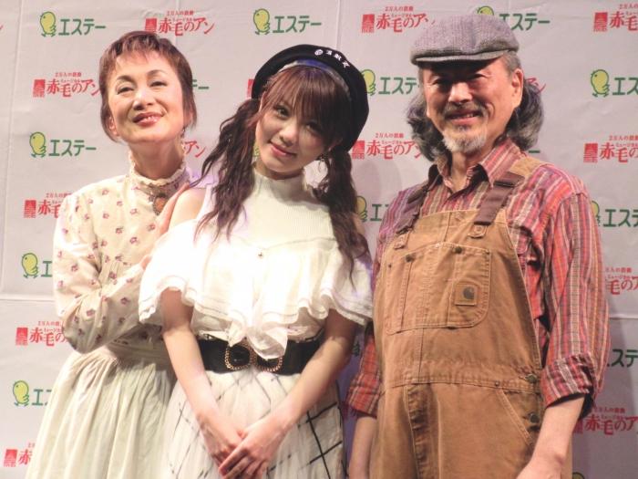 「2万人の鼓動TOURSミュージカル『赤毛のアン』」田中れいな主演で全国8都市公演/エステー
