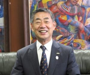 サラヤ 更家悠介社長に聞く「世界の衛生・環境・健康を追求する」